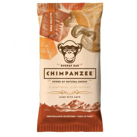 CHIMPANZEE ENERGY BAR Cashew Caramel 55 g