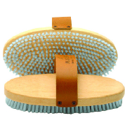 MAPLUS Hard Nylon Oval Brush