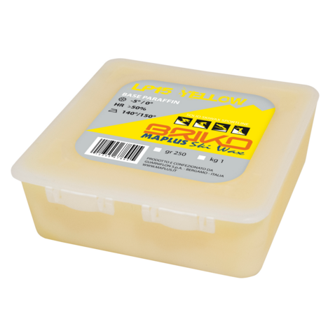MAPLUS LP15 yellow 250 g