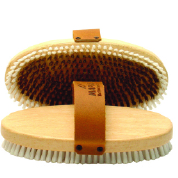 MAPLUS Soft Brass Oval Brush