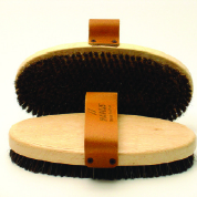 MAPLUS Soft Horsehair Oval Brush