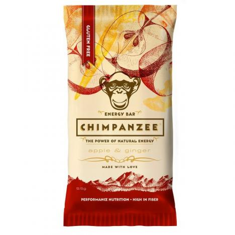 CHIMPANZEE ENERGY BAR Apple Ginger 55 g