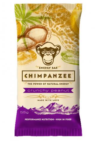 CHIMPANZEE ENERGY BAR Crunchy Peanut 55 g
