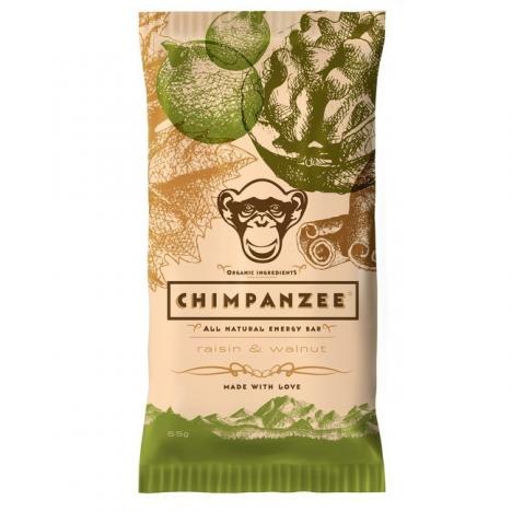 CHIMPANZEE ENERGY BAR Raisin Walnut 55 g
