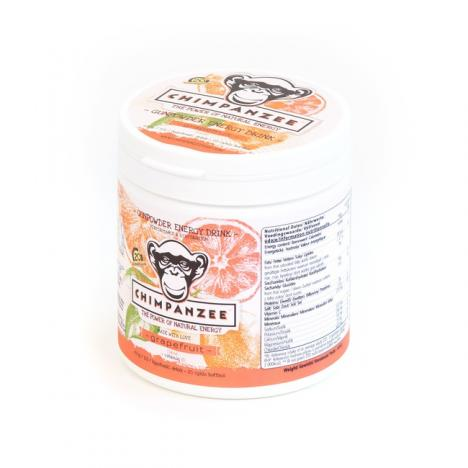 CHIMPANZEE GUNPOWDER ENERGY DRINK Grapefruit 600g