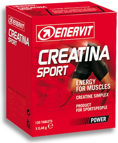 ENERVIT CREATINA SPORT 120 tablet