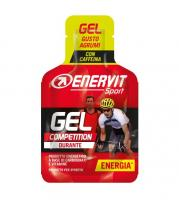 ENERVIT GEL citrus kofein 25 ml