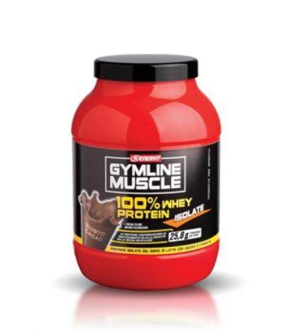 ENERVIT GYMLINE MUSCLE 100% WHEY PROTEIN isolate kakao 700 g