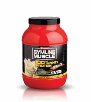 ENERVIT GYMLINE MUSCLE 100% WHEY PROTEIN isolate vanilka 700 g