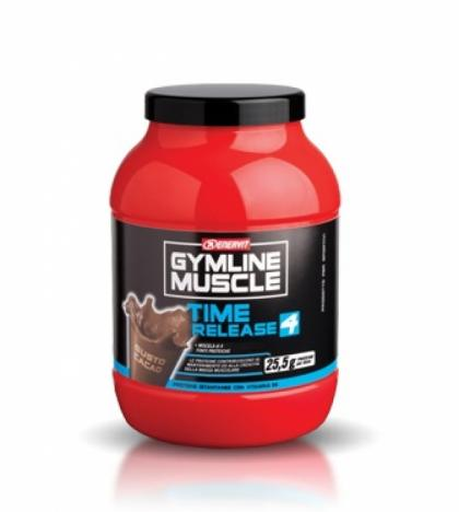 ENERVIT GYMLINE MUSCLE TIME RELEASE 4 kakao 800 g