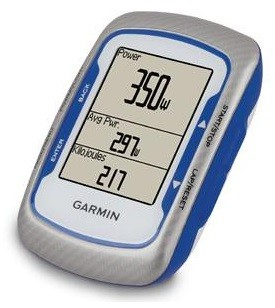 GARMIN EDGE 500 Blue HR Premium