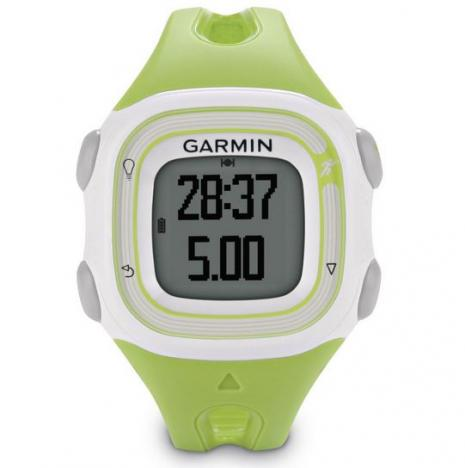 GARMIN FORERUNNER 10 Green White S
