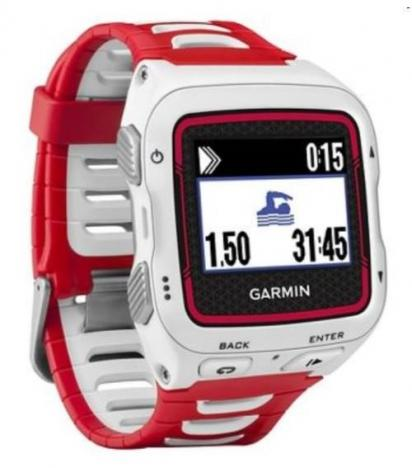GARMIN FORERUNNER 920 XT HR RUN White Red