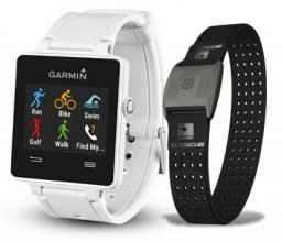 GARMIN VIVOACTIVE White + HR Optic