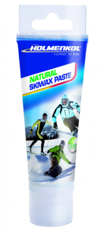 HOLMENKOL Natural Skiwax Paste 75 ml