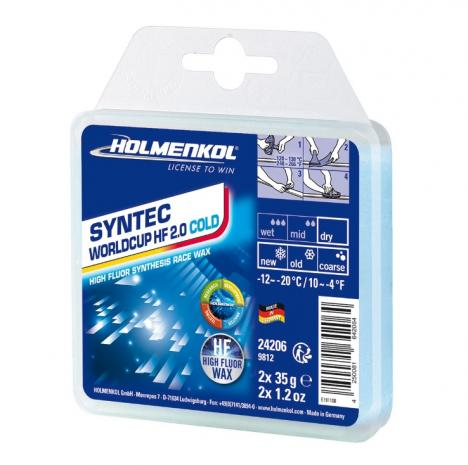 HOLMENKOL Syntec WorldCup HF 2.0 COLD 2x35g