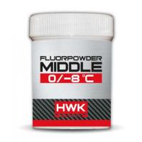 HWK Fluorpowder MIDDLE 0 / -8°C, 20g