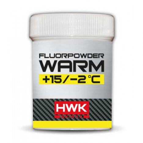 HWK Fluorpowder WARM +15 / -2°C, 20g