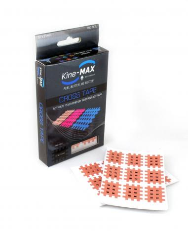 KINEMAX CROSS TAPE 27x21mm
