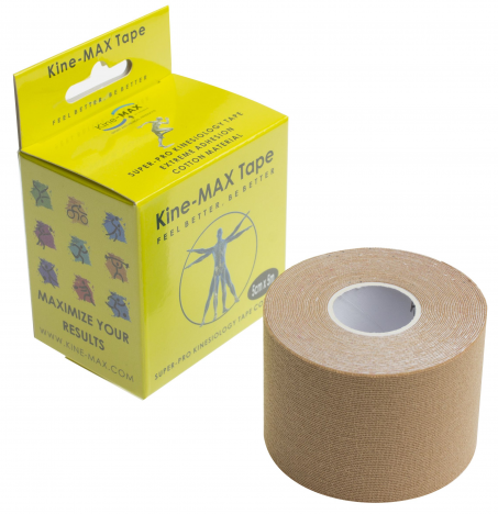 KINEMAX SUPERPRO COTTON TAPE tělová 5 m