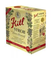KITL Syrob Grapefruit 5l bag-in-box
