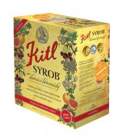 KITL Syrob Pomeranč 5 l bag-in-box