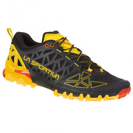 LA SPORTIVA BUSHIDO II Black Yellow