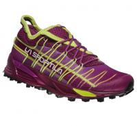 LA SPORTIVA MUTANT WOMEN Plum Apple Green