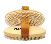 MAPLUS Soft Nylon Oval Brush