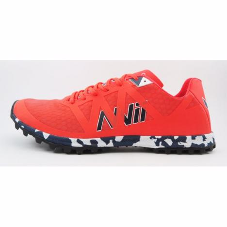 NVII CRAZY LIGHT XC neon red/navy