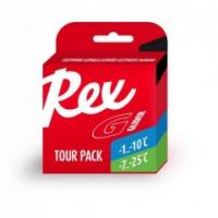 REX Tour pack Green/Blue