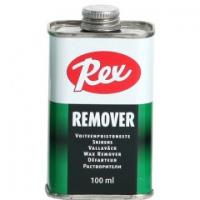 REX Wax Remover Liquid, 100 ml