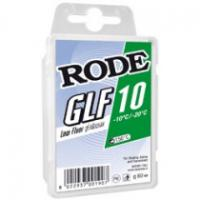 RODE LOW FLUOR WAX GLF 10 GREEN, 60 g, -10°C/-20°C
