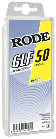 RODE LOW FLUOR WAX GLF 50 YELLOW, 180 g, -1°C a více