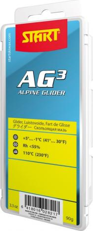 START AG3 yellow 90 g