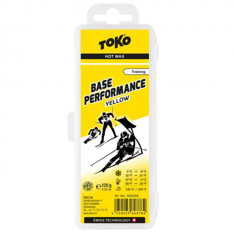 TOKO Base Performance yellow 120 g