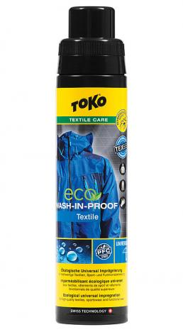 TOKO Eco Wash-In Proof 250 ml