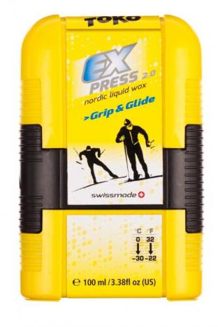 TOKO Express Grip and Glide Pocket 100 ml