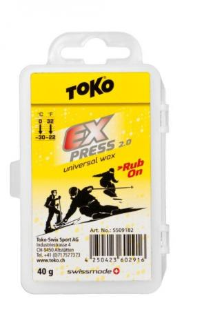 TOKO Express Rub On 40 g