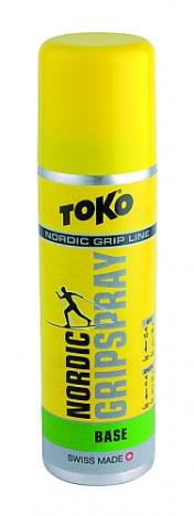 TOKO Nordic Gripspray base green 70 ml
