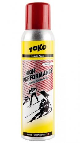 TOKO High Performance Liquid Paraffin red TripleX 125 ml