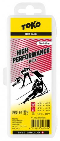 TOKO High Performance red 120 g