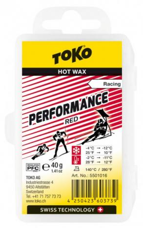TOKO Performance red 40 g