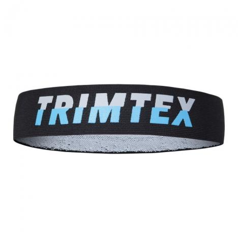 TRIMTEX Headband black/grey/blue