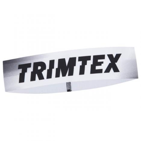 TRIMTEX Speed Headband Black / White Brush