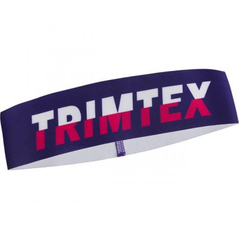 TRIMTEX Speed Headband Stormy Purple / Hot Pink