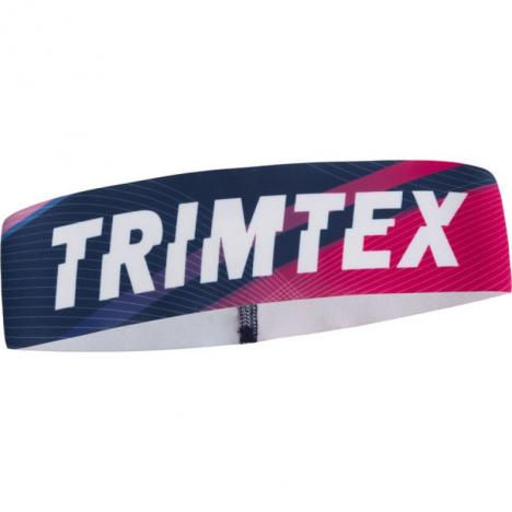 TRIMTEX Speed Headband Midnight Blue / Hot Pink