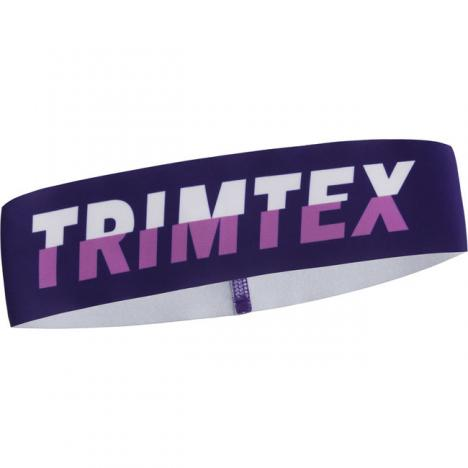 TRIMTEX Speed Headband Stormy Purple / Violet Haze